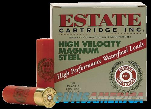 Estate High Velocity, Est Hvst123sfbb   12 3in     Stl 25-10  Guns > Pistols > 1911 Pistol Copies (non-Colt)