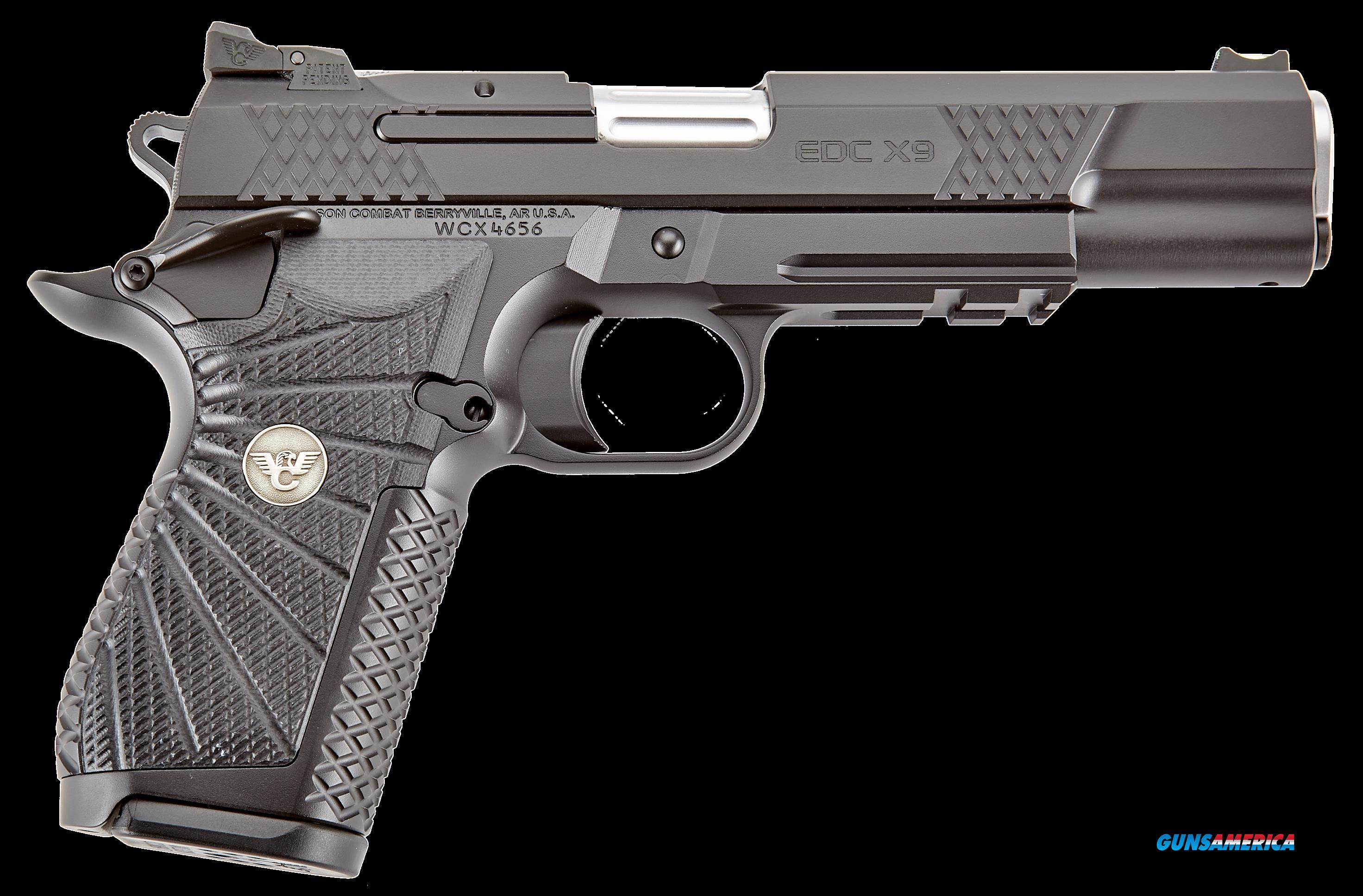 Wilson Combat Acp, Wils Acpcom9  Acp Comm  9mm   4in Blk Armor Tuff  Guns > Pistols > 1911 Pistol Copies (non-Colt)