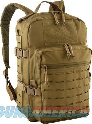 Red Rock Transporter Day Pack - W-laser-cut Molle Webb Coyote  Guns > Pistols > 1911 Pistol Copies (non-Colt)