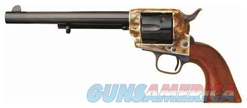 Cimarron 7th Cavalry .45lc - Fs 7.5 Cc-blued Walnut  Guns > Pistols > 1911 Pistol Copies (non-Colt)