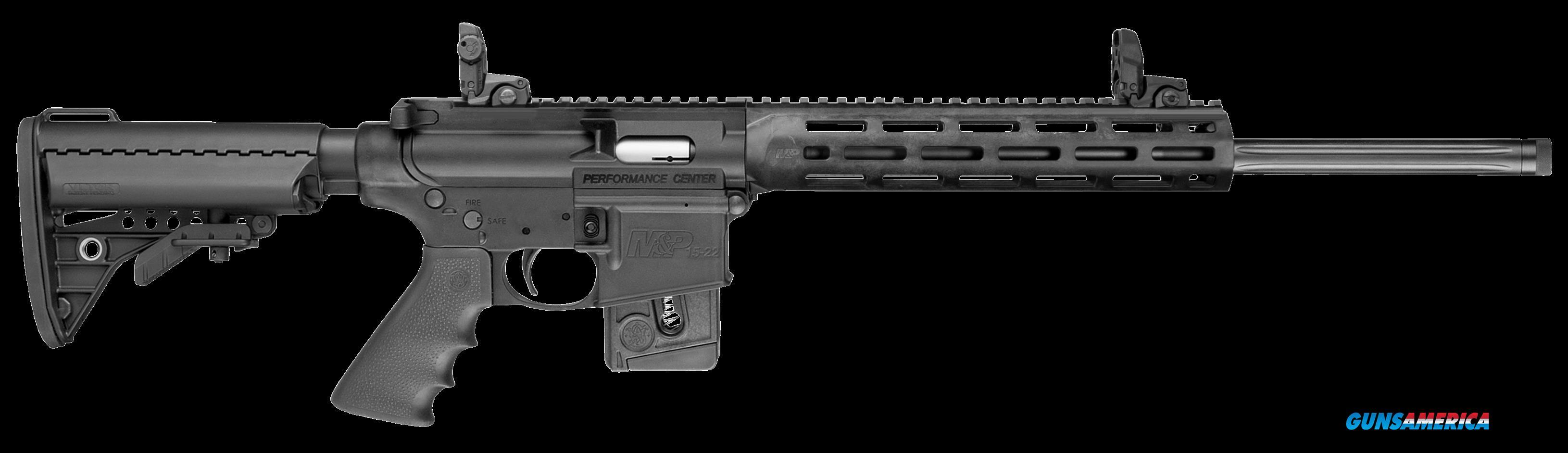 Smith & Wesson M&p15-22, Swl Mp1522spt  10205 Pc 22lr 18 Blk            10  Guns > Pistols > 1911 Pistol Copies (non-Colt)