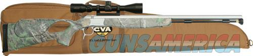 Cva Optima V2 Lr Th Outfit .50 - Sst-rt X-green W-3-9x40  Guns > Pistols > 1911 Pistol Copies (non-Colt)