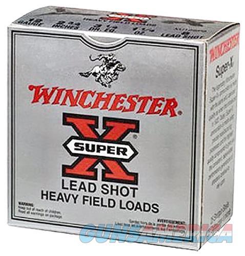 Winchester Ammo Super-x, Win Xu12sp8   Supx Hvyfld         25-10  Guns > Pistols > 1911 Pistol Copies (non-Colt)