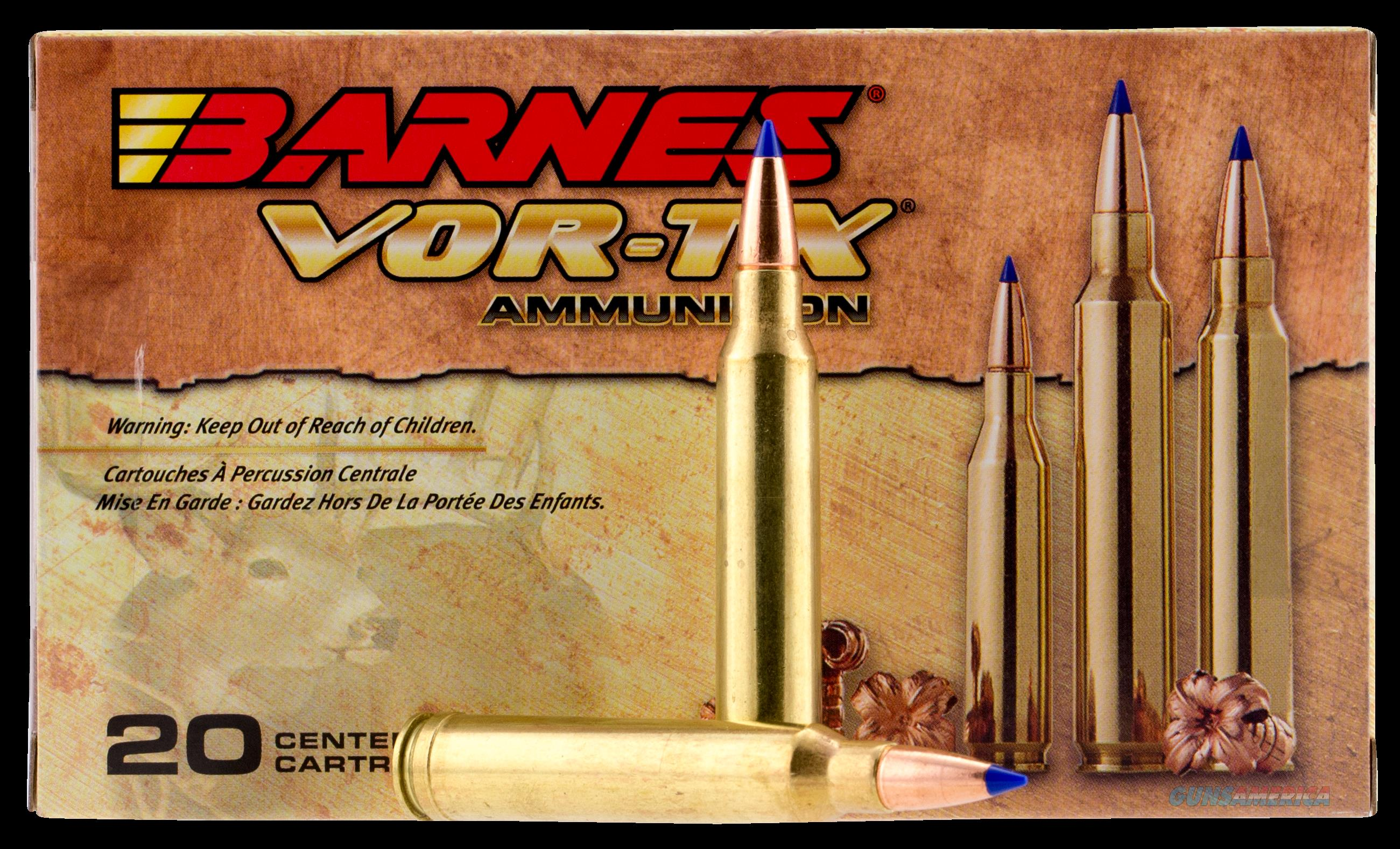 Barnes Bullets Vor-tx Rifle, Brns 30816 Bb308w3     308       130 Ttsx Bt 20-10  Guns > Pistols > 1911 Pistol Copies (non-Colt)