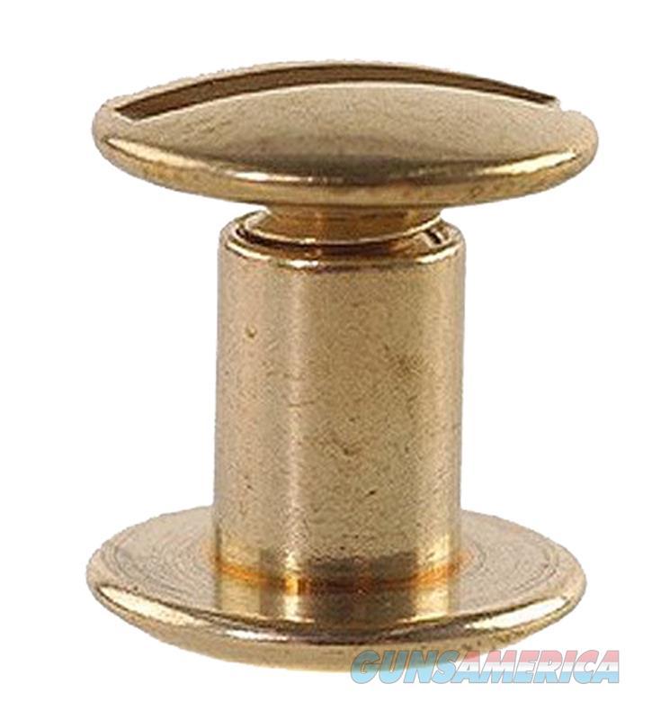 Uncle Mikes Chicago Screw, Unc 2509-0 Brass Chicago Screws  24-pk  Guns > Pistols > 1911 Pistol Copies (non-Colt)
