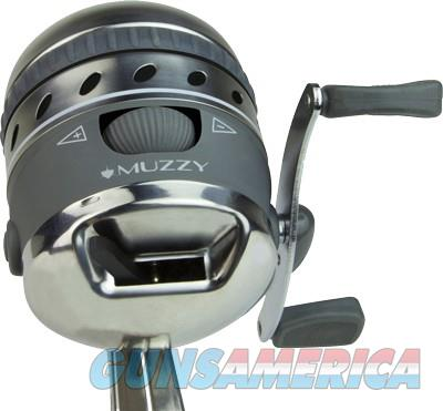 Muzzy Bowfishing Reel Xd Pro - Spin Style W-integrated Mount  Guns > Pistols > 1911 Pistol Copies (non-Colt)