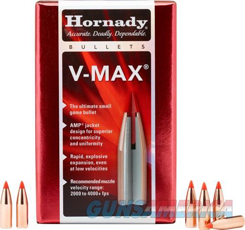 Hornady V-max, Horn 2207  Bull .2215 60 Vmax                  100  Guns > Pistols > 1911 Pistol Copies (non-Colt)
