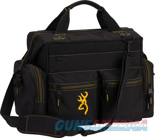 Browning Shooting Bag, Brn 121095899 Blk-gold Shooting Bag  Guns > Pistols > 1911 Pistol Copies (non-Colt)