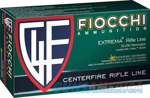 Fiocchi Extrema, Fio 22250hvb  22250       40 Vmax   20-10  Guns > Pistols > 1911 Pistol Copies (non-Colt)