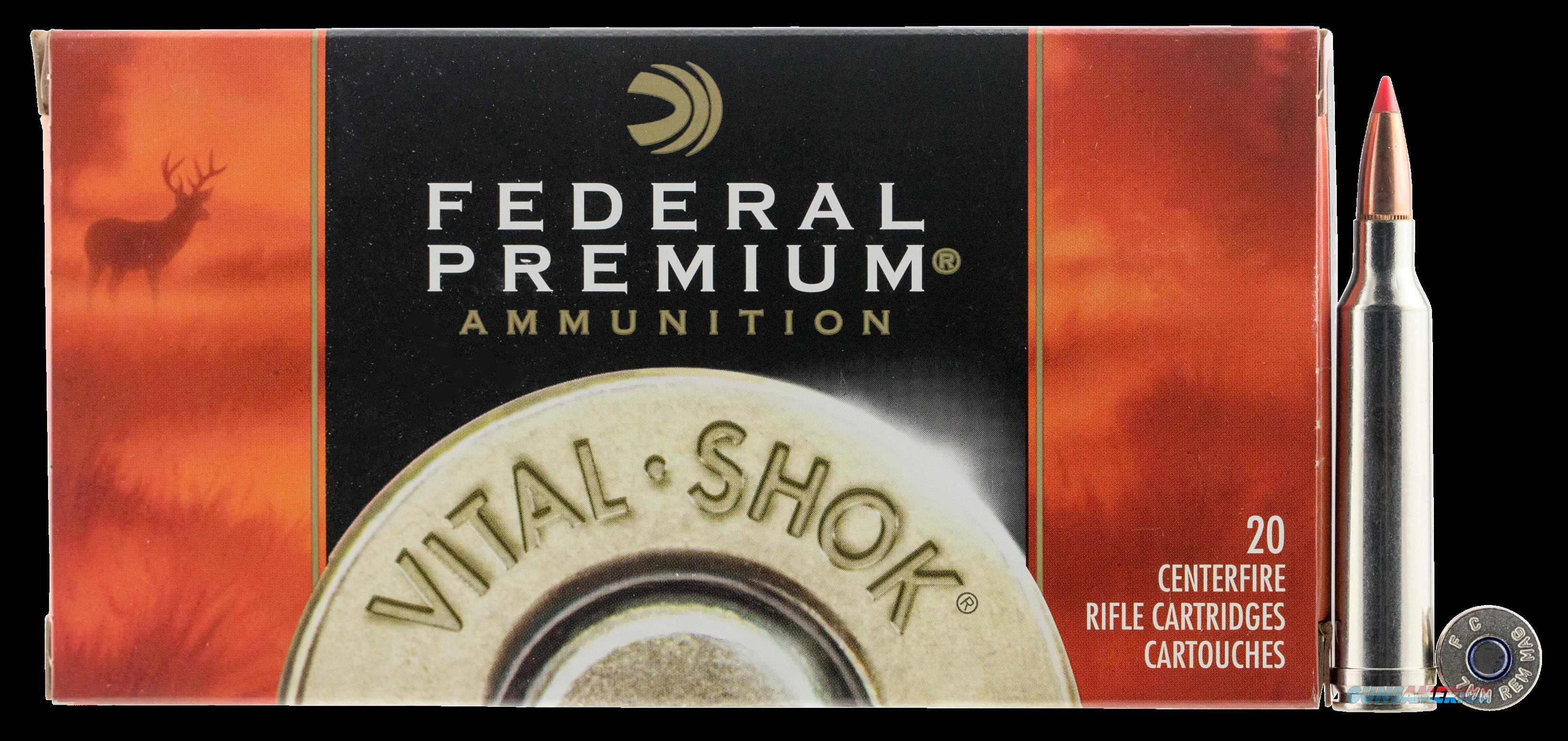 Federal Premium, Fed P7rh       7mm Mg 150 Nbt            20-10  Guns > Pistols > 1911 Pistol Copies (non-Colt)