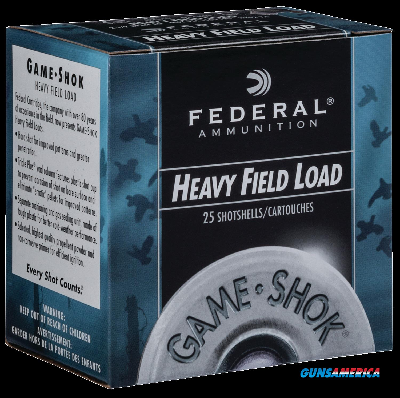 Federal Game-shok, Fed H20275    Gmshk Fld 20  1oz          25-10  Guns > Pistols > 1911 Pistol Copies (non-Colt)