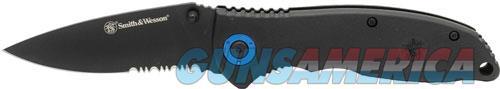 S&w Knife Clip Folder 3.25 - Blade W-free Keychain Btl Opnr  Guns > Pistols > 1911 Pistol Copies (non-Colt)