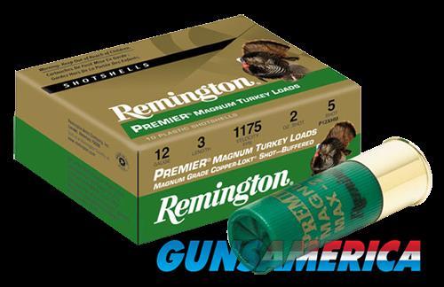 Remington Ammunition Premier, Rem 28034 Phv1235m4  Premier Tky 3.5 2oz   10-10  Guns > Pistols > 1911 Pistol Copies (non-Colt)