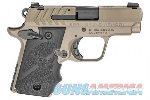 Springfield Armory 911, Spg Pg9109f       380 911 2.7      Blk Fde   6-7r  Guns > Pistols > 1911 Pistol Copies (non-Colt)