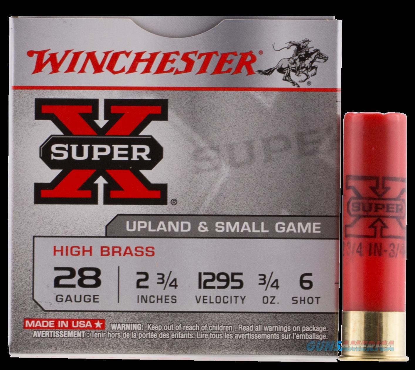 Winchester Ammo Super-x, Win X286      Super-x             25-10  Guns > Pistols > 1911 Pistol Copies (non-Colt)