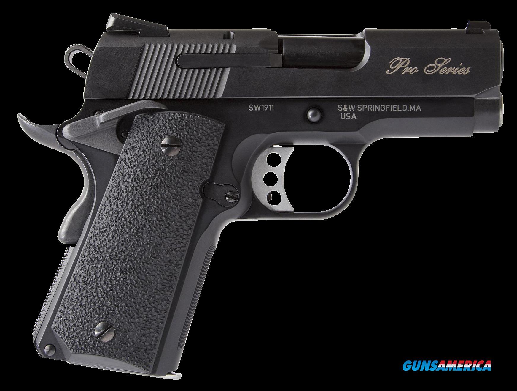 Smith & Wesson 1911, S&w M1911     178053 Pro 9m  3 *ma* 8rd  Guns > Pistols > 1911 Pistol Copies (non-Colt)