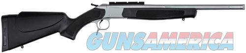 Cva Scout Td Compact .300aac - 16.5 Tb Ss-black  Guns > Pistols > 1911 Pistol Copies (non-Colt)