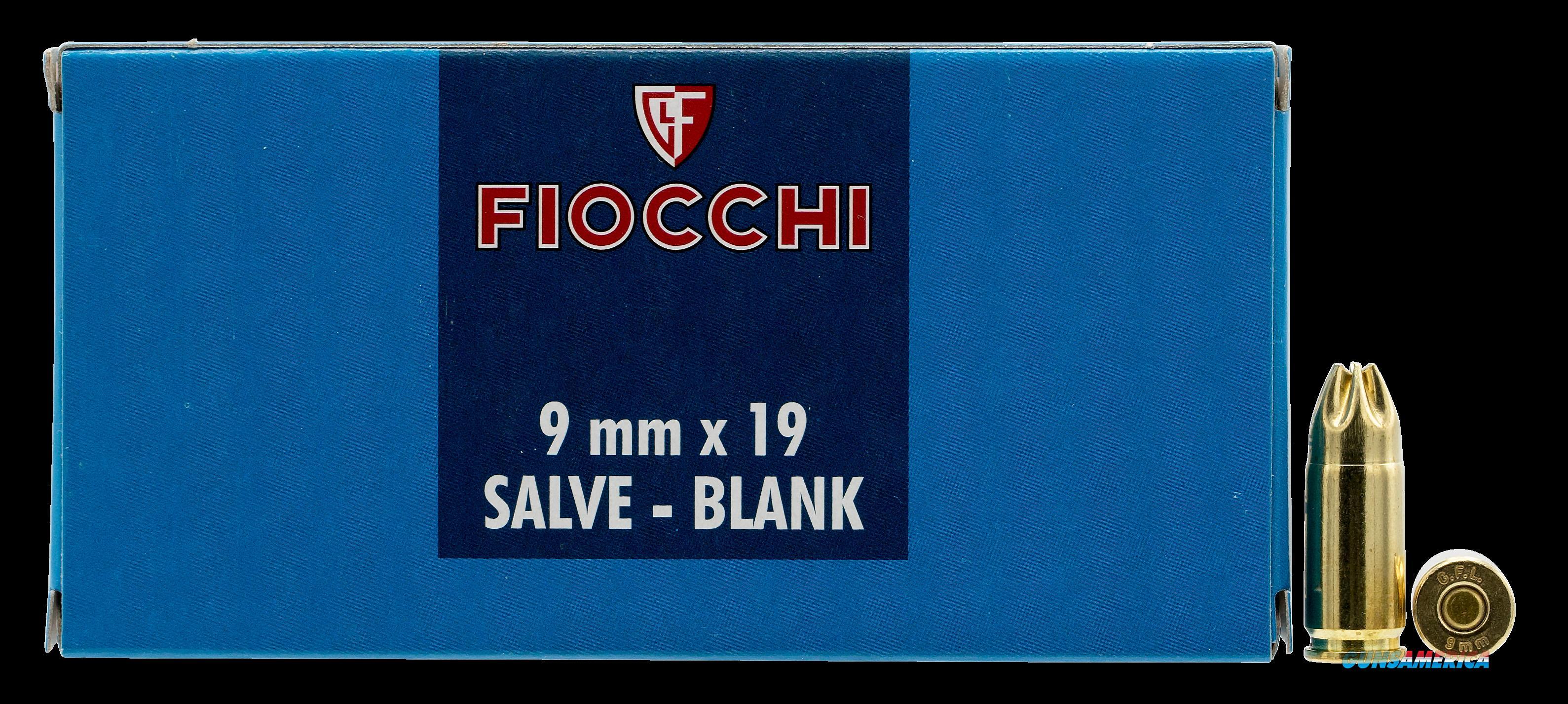 Fiocchi Pistol, Fio 9mmblank  9mm Blank             50-20  Guns > Pistols > 1911 Pistol Copies (non-Colt)