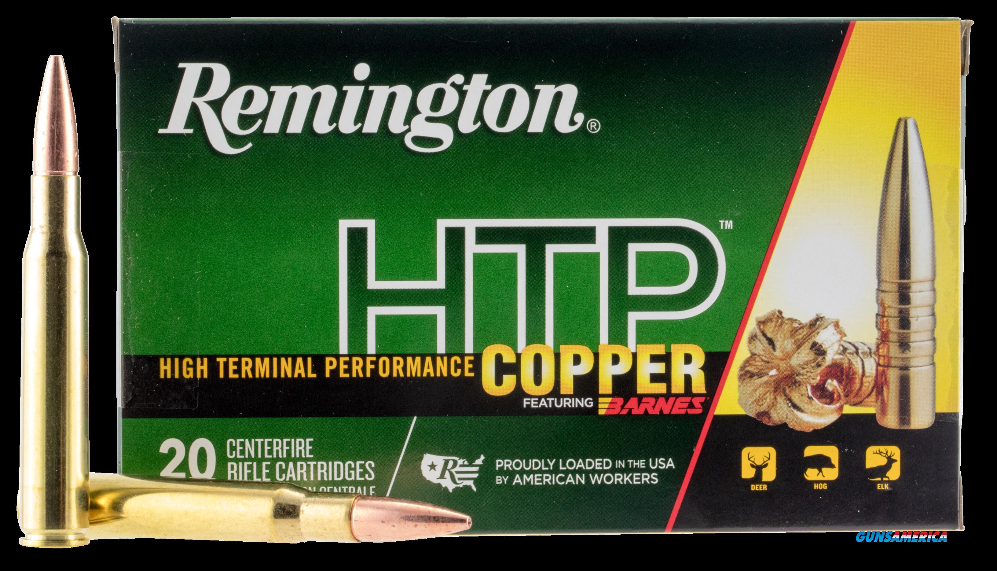 Remington Ammunition Htp Copper, Rem 27707 Htp3006   Htp Cppr  168  Tsxbt  20-10  Guns > Pistols > 1911 Pistol Copies (non-Colt)