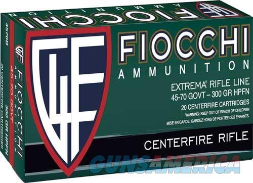 Fiocchi Extrema, Fio 4570b     4570gvt    300 Jhc    20-10  Guns > Pistols > 1911 Pistol Copies (non-Colt)
