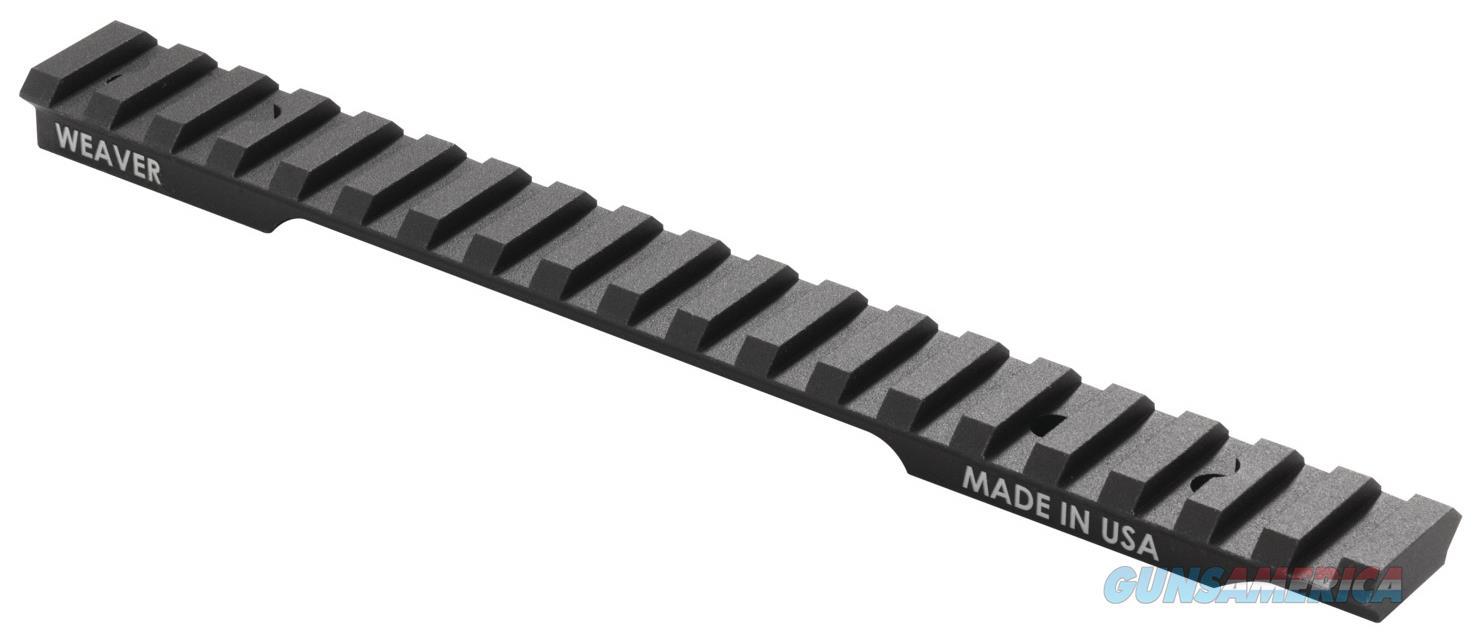 Weaver Mounts Multi-slot, Weav 99480 Ext Multislot Base Win 70 La  Guns > Pistols > 1911 Pistol Copies (non-Colt)