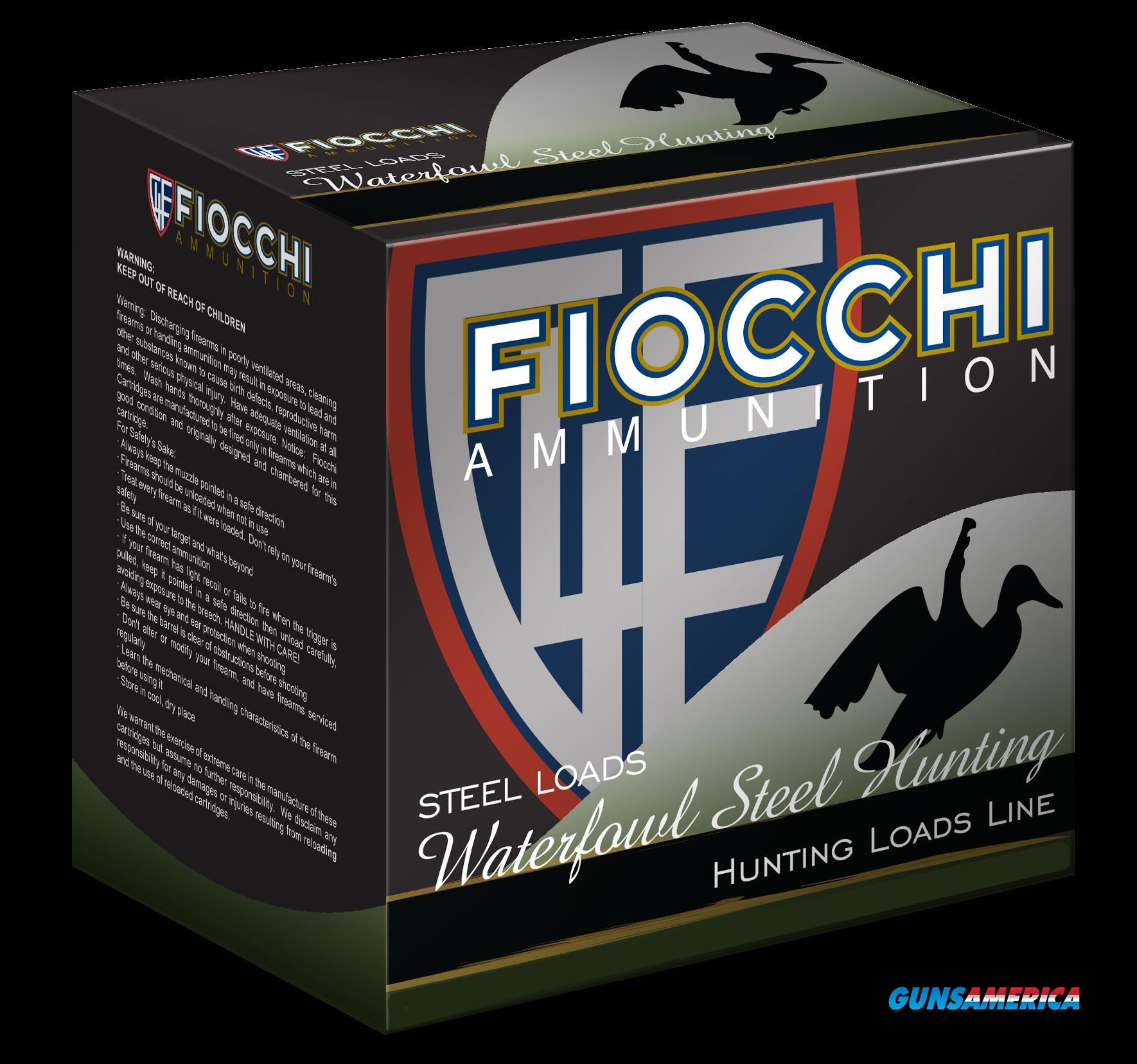 Fiocchi Shooting Dynamics, Fio 123st2    Steel  2      11-8  25-10  Guns > Pistols > 1911 Pistol Copies (non-Colt)