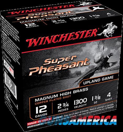 Winchester Ammo Super-x, Win X12p5   Pheasant  1 1-4       25-10  Guns > Pistols > 1911 Pistol Copies (non-Colt)