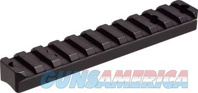 Winchester Scope Base Sxp 1-pc - Black Matte  Guns > Pistols > 1911 Pistol Copies (non-Colt)