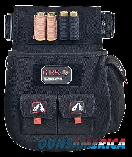 G*outdoors Deluxe, Goutdoor 1094csp   Dlx Shell Pouch Blk  Guns > Pistols > 1911 Pistol Copies (non-Colt)