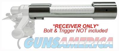 Rem 700 Receiver Only - Long Action Stainless Steel  Guns > Pistols > 1911 Pistol Copies (non-Colt)