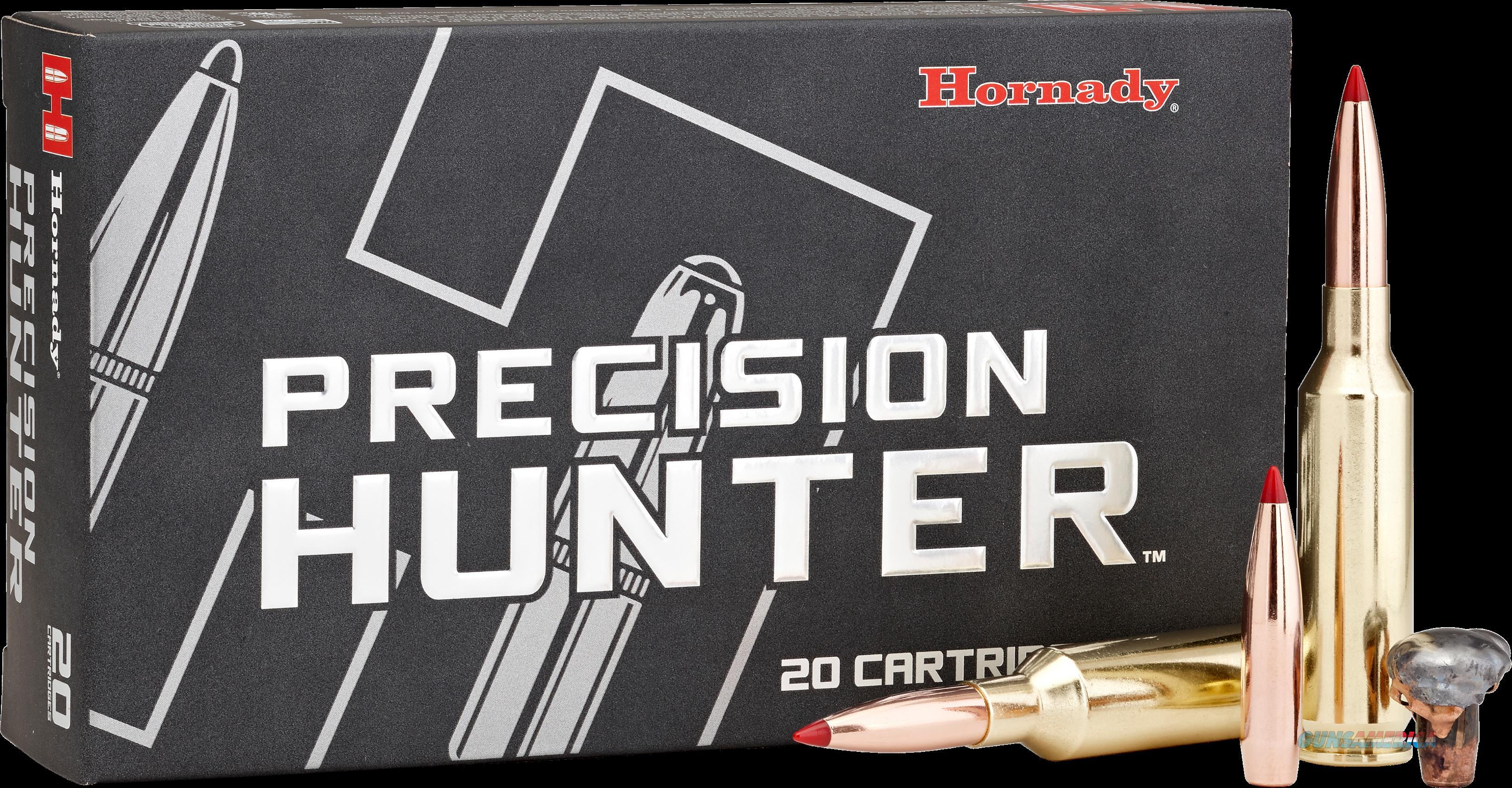 Hornady Precision Hunter, Horn 81364 Ph 257 Wby 110 Eld-x              20-10  Guns > Pistols > 1911 Pistol Copies (non-Colt)