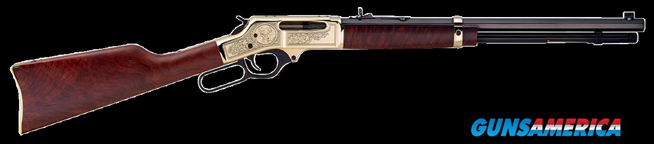 Henry Brass Wildlife, Henry H009bwl   Brass Wildlife 30-30  Guns > Pistols > 1911 Pistol Copies (non-Colt)