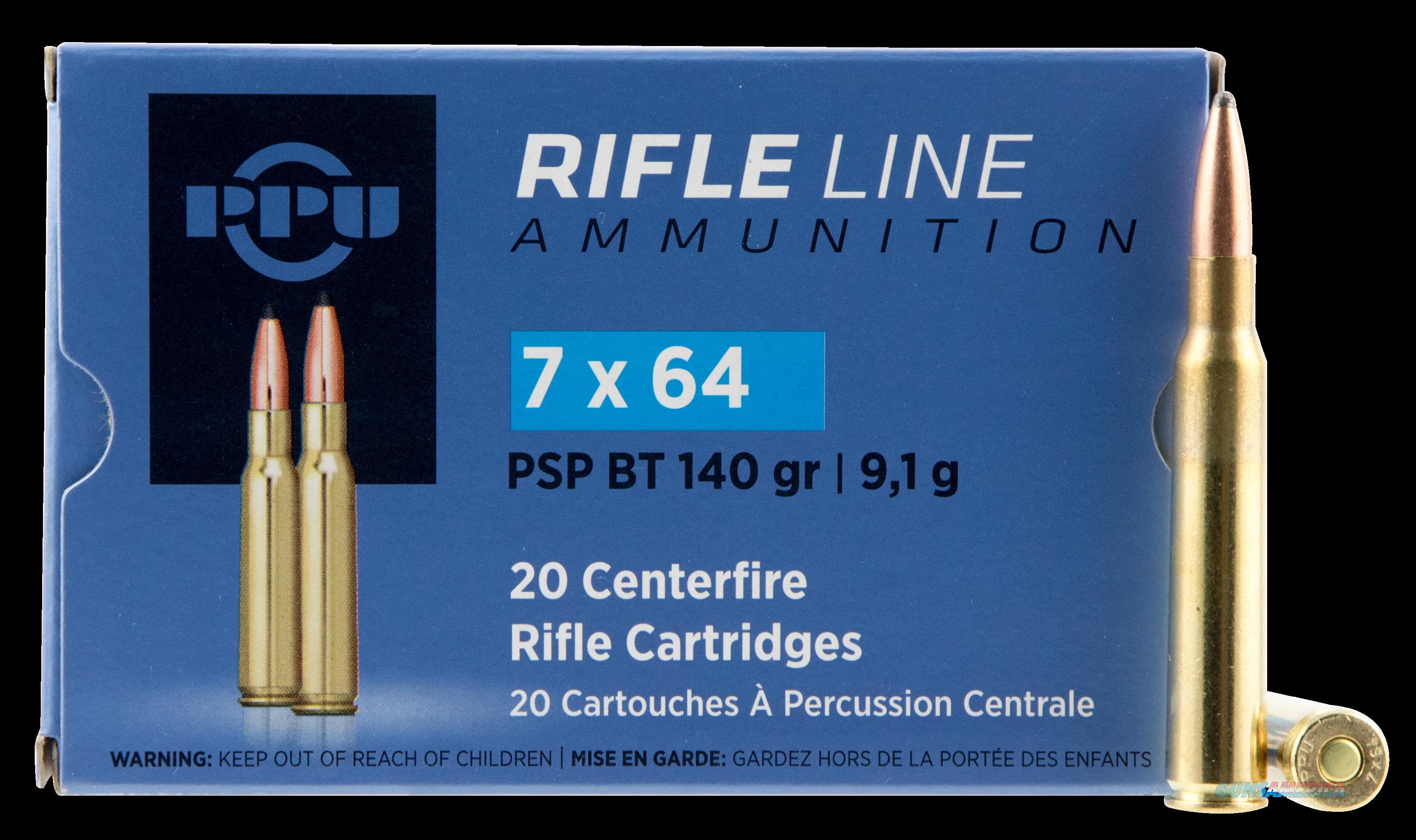 Ppu Metric Rifle, Ppu Pp764       7x64        140 Pspbt        20-10  Guns > Pistols > 1911 Pistol Copies (non-Colt)