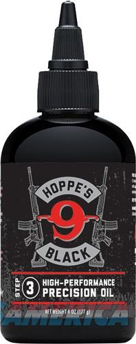 Hoppes Black Lube 4 Oz. - Rust Inhibior W- Tip Applicatr  Guns > Pistols > 1911 Pistol Copies (non-Colt)