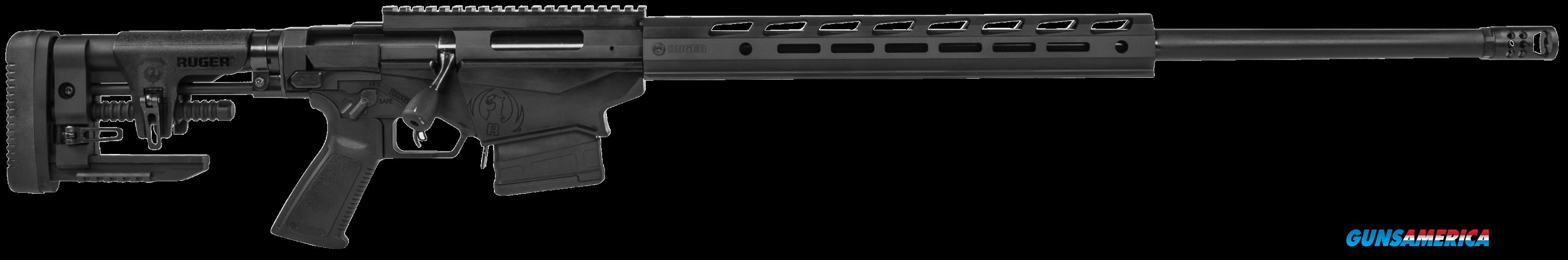 Ruger Precision, Rug 18057 Precision 6mmcr 15in Mp Mlok Fold 26 10r  Guns > Pistols > 1911 Pistol Copies (non-Colt)