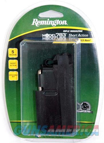 Rem Magazine Mod 783 Short - Action 223 Rem 5 Round  Guns > Pistols > 1911 Pistol Copies (non-Colt)