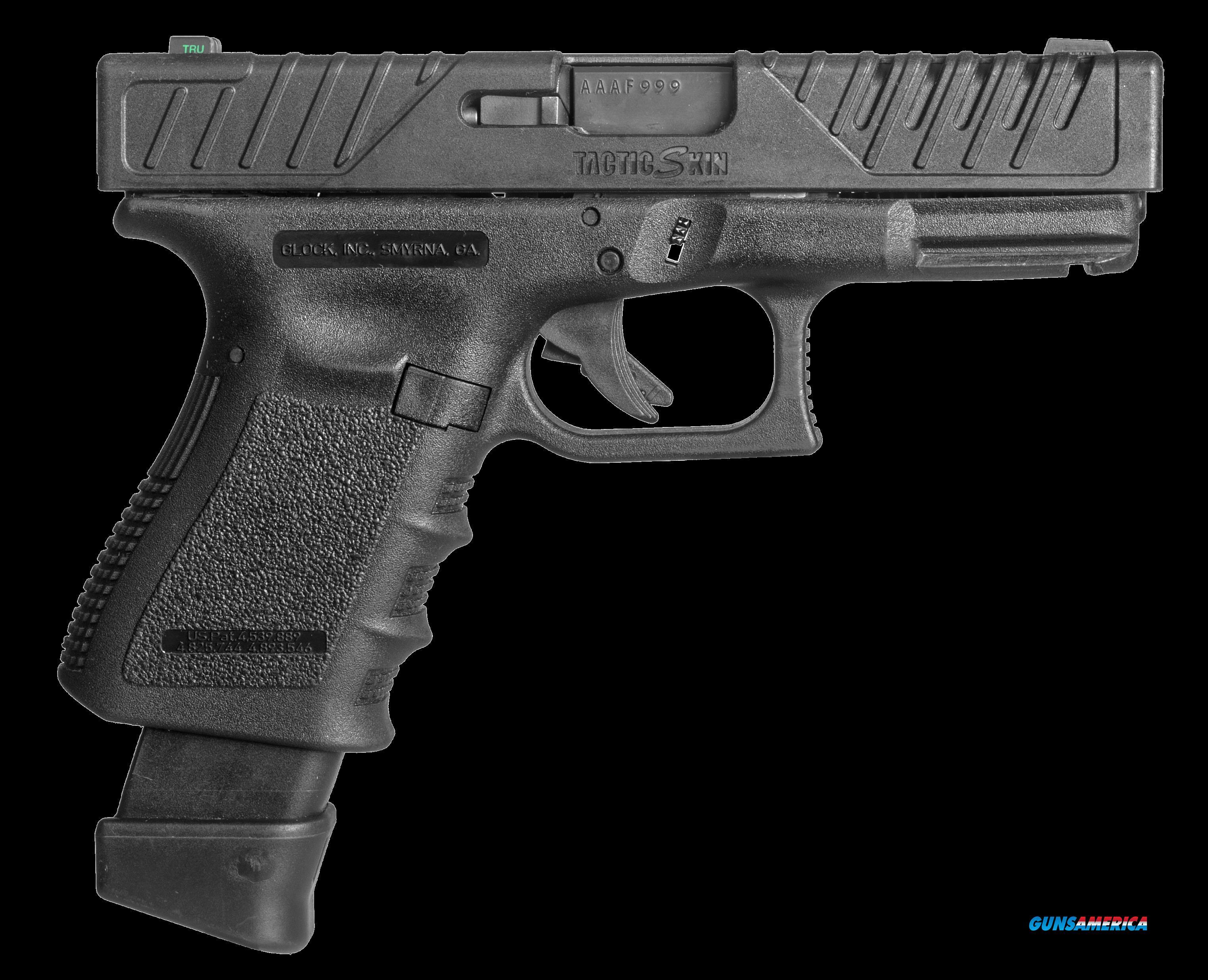 Fab Defense (usiq) Tacticskin, Fab Fx-tacs19b   Tacskin Gl19 Slide Cover Blk  Guns > Pistols > 1911 Pistol Copies (non-Colt)