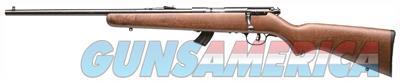 Savage Mark Ii-gly Youth .22lr - Lh Accu Trig Blued-hardwood  Guns > Pistols > 1911 Pistol Copies (non-Colt)