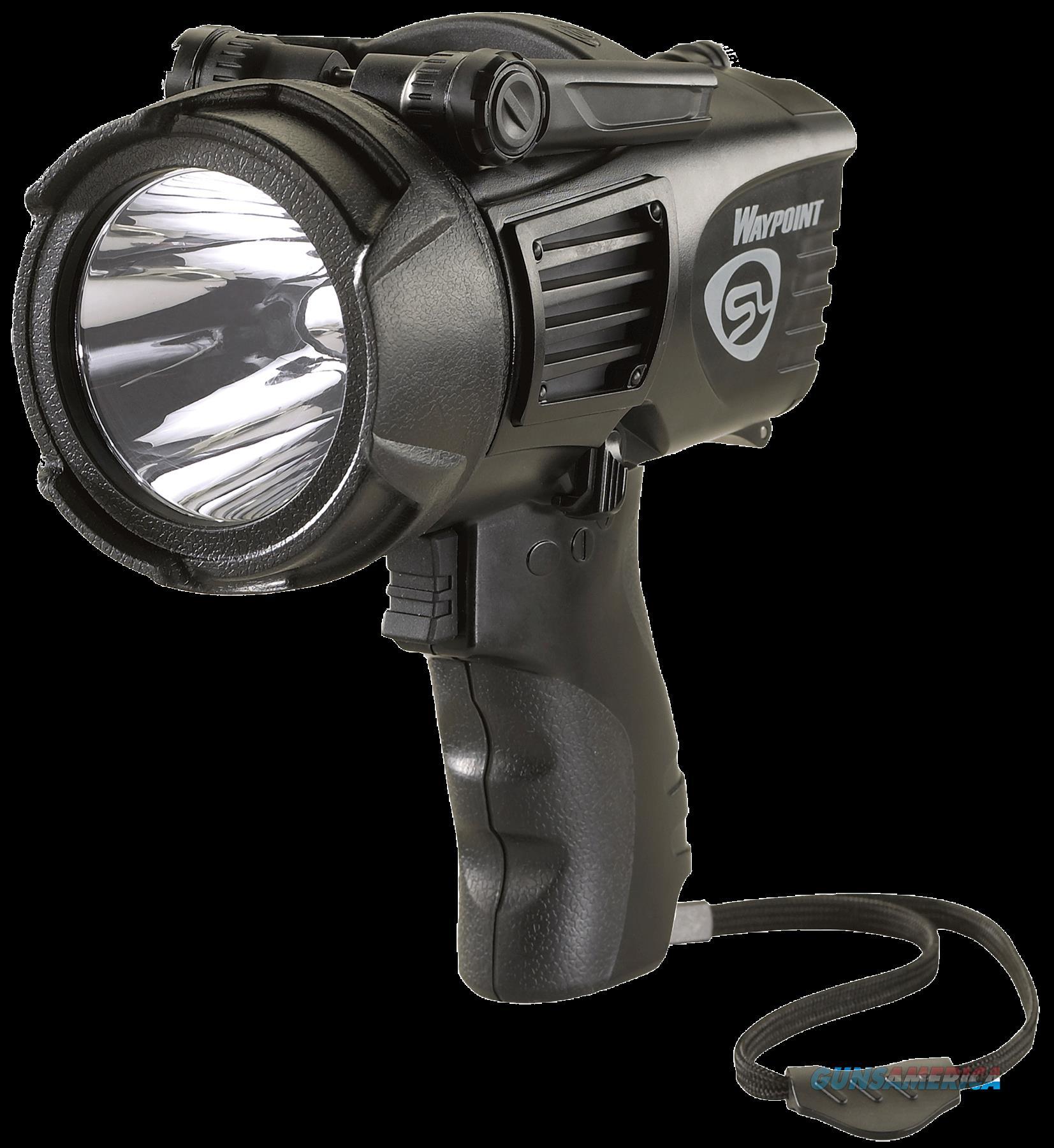 Streamlight Waypoint, Stl 44902  Waypoint Spotlight    Black  Guns > Pistols > 1911 Pistol Copies (non-Colt)