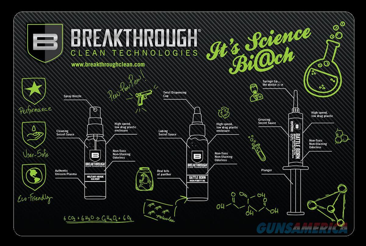 Breakthrough Clean Cleaning Mat, Brkthru Bt-rgm-p      Pistol Gun Mat  Guns > Pistols > 1911 Pistol Copies (non-Colt)