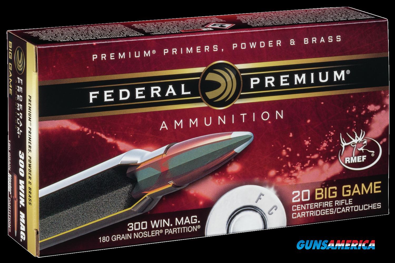 Federal Premium, Fed P300wd2    300    180 Np             20-10  Guns > Pistols > 1911 Pistol Copies (non-Colt)