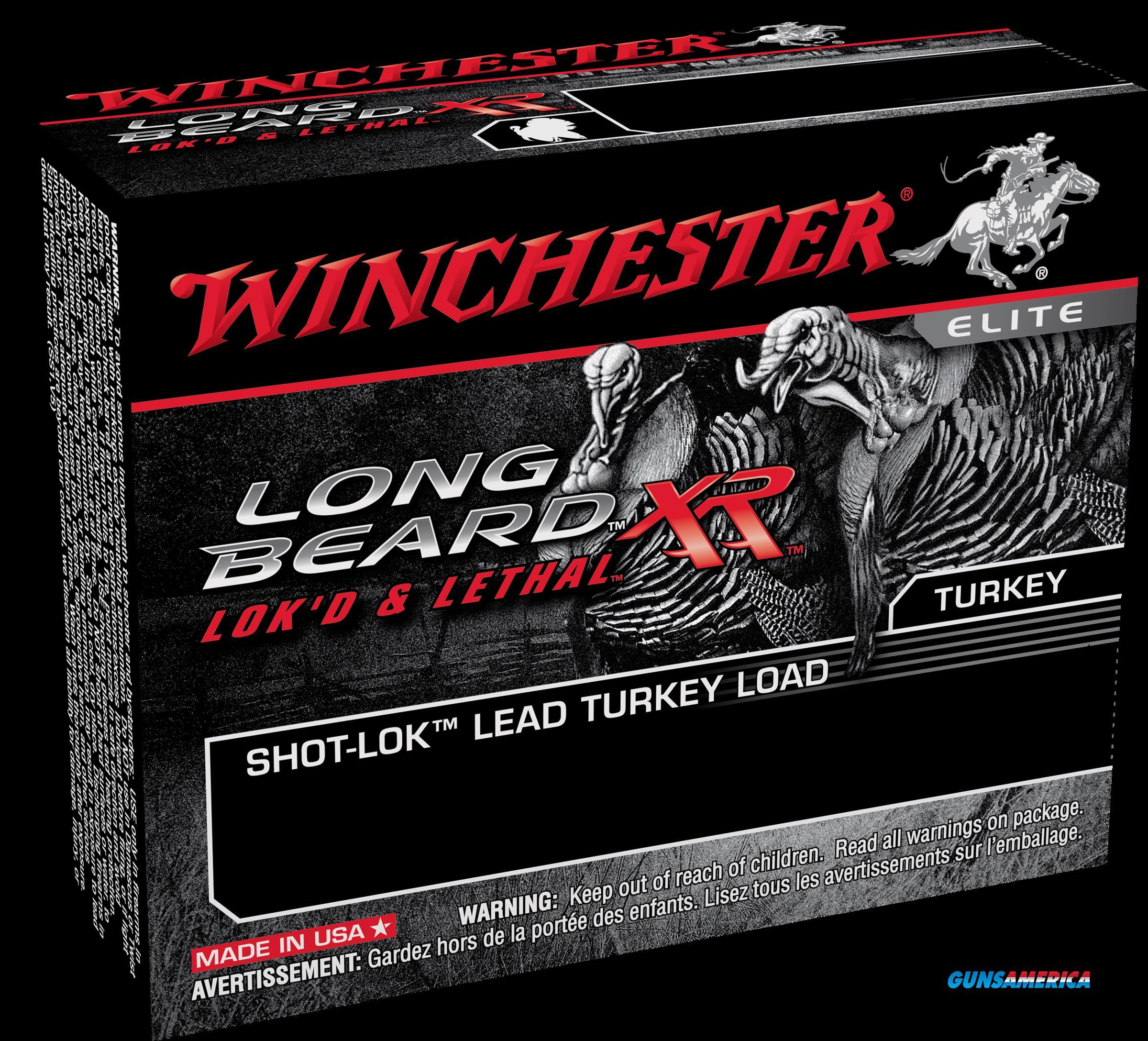 Winchester Ammo Long Beard Xr, Win Stlb2036  Longbeard 3in 11-4  10-10  Guns > Pistols > 1911 Pistol Copies (non-Colt)