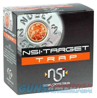 Nobelsport Ammo 12ga. 2.75 - 1145fps. 1-1-8oz. #7.5 25-pack  Guns > Pistols > 1911 Pistol Copies (non-Colt)
