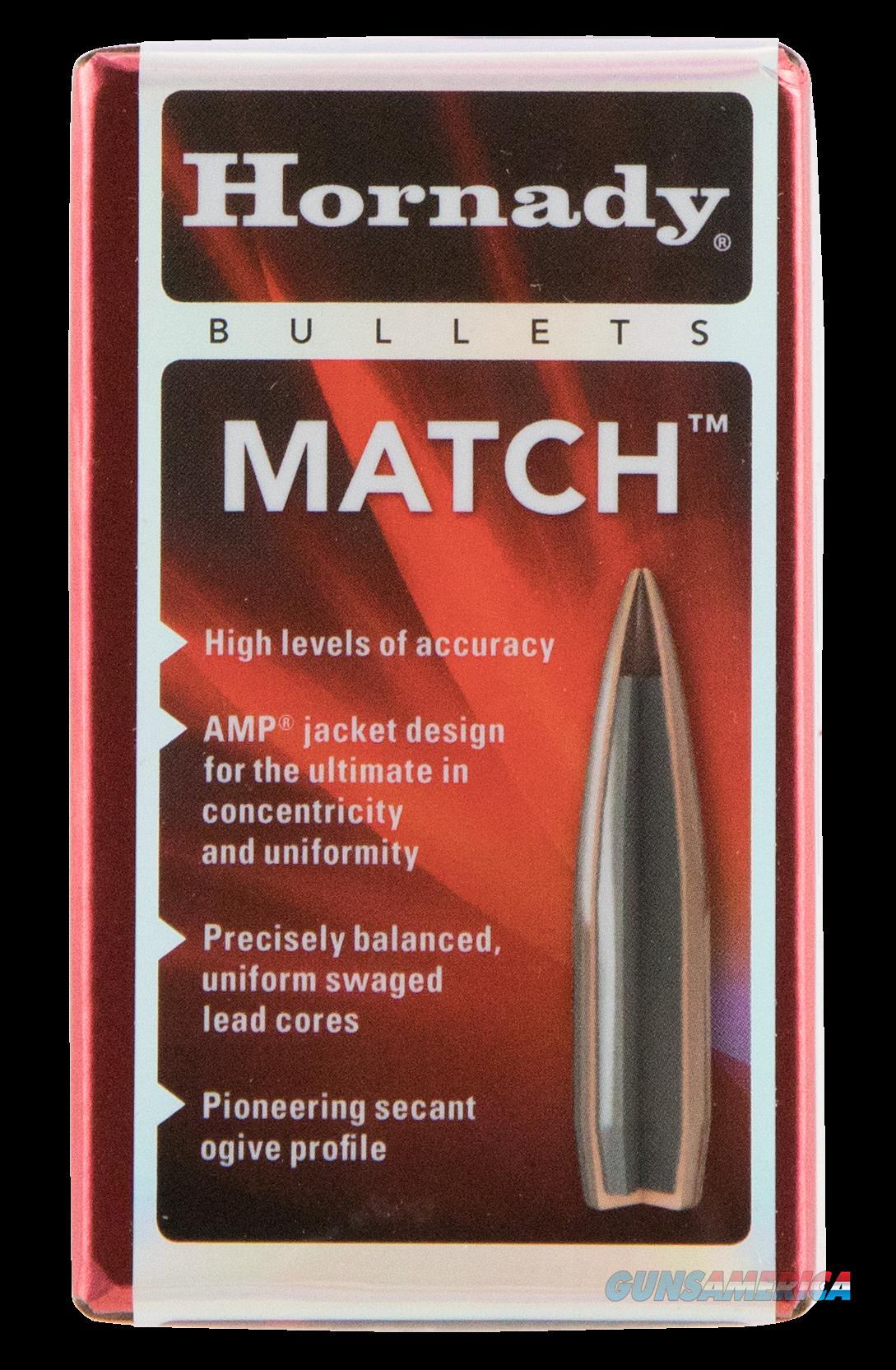 Hornady Match, Horn 27200 Bull .277 110 Bthp W-c  100  Guns > Pistols > 1911 Pistol Copies (non-Colt)