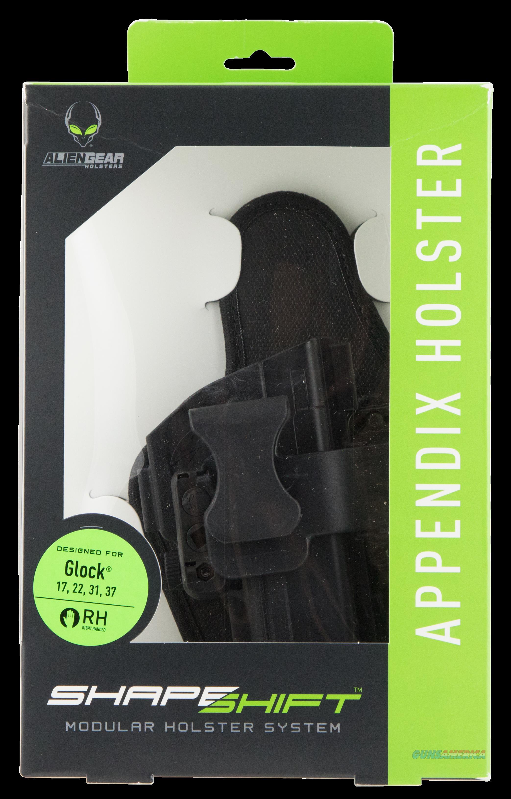 Alien Gear Holsters Shapeshift, Agh Ssap-0194-rh      Shape Shift Appendix Xdm 3.8  Guns > Pistols > 1911 Pistol Copies (non-Colt)