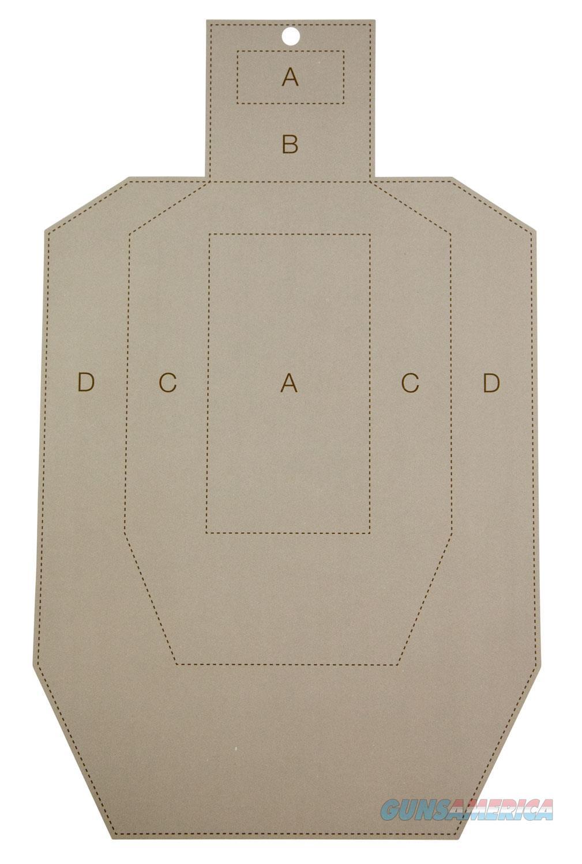 Birchwood Casey Eze-scorer, Bir 37018 Eze-scorer 12x18 Bc Ipsc Practice  100pk  Guns > Pistols > 1911 Pistol Copies (non-Colt)