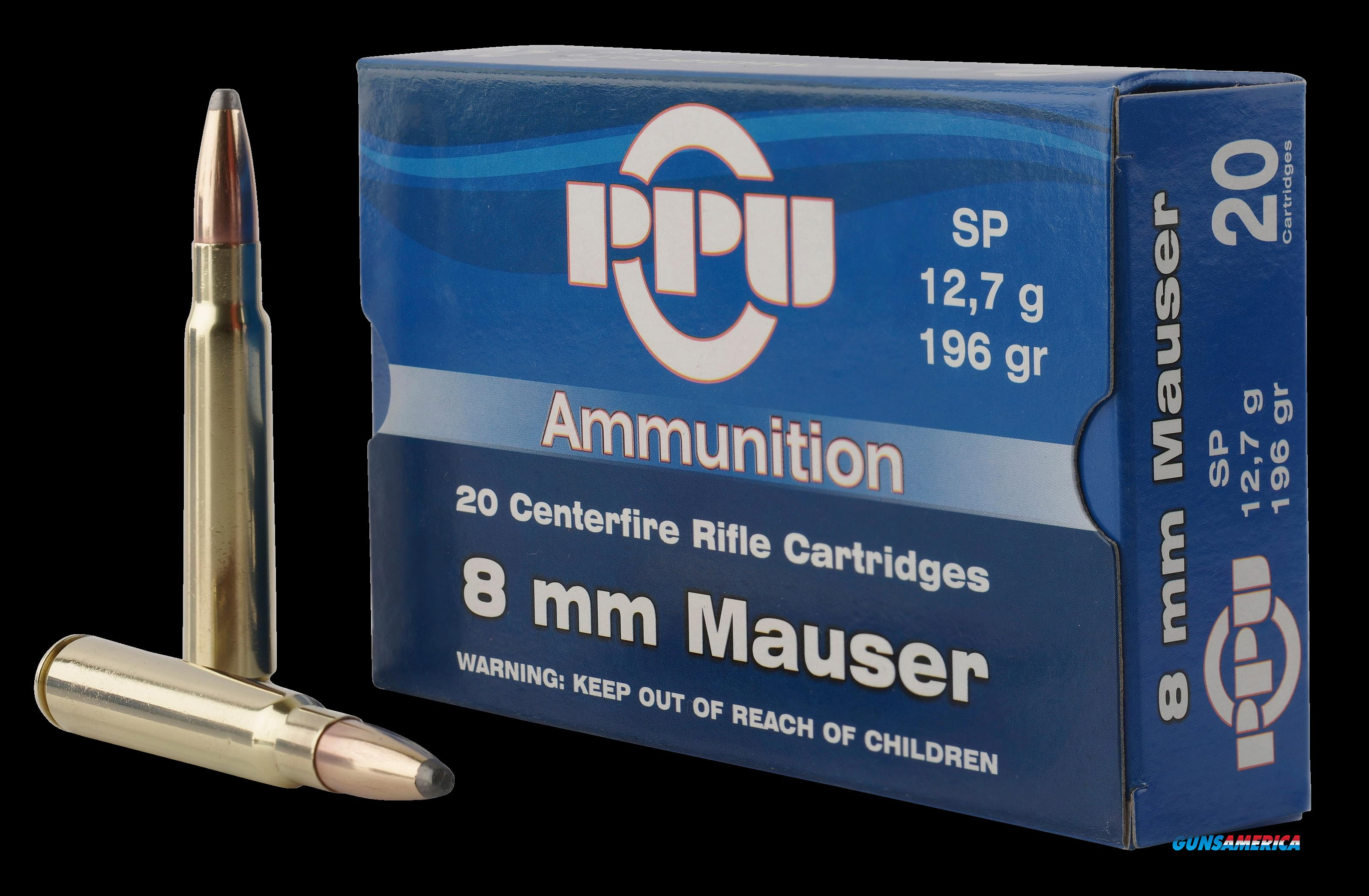 Ppu Metric Rifle, Ppu Pp8s        8mmmau      196 Sp           20-10  Guns > Pistols > 1911 Pistol Copies (non-Colt)