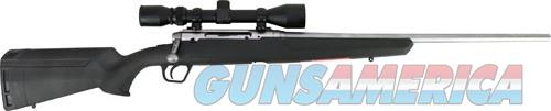 Savage Axis Xp 223 Rem 22 '' Ss Bbl Weaver Scope Blk  Guns > Pistols > 1911 Pistol Copies (non-Colt)
