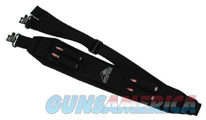 Butler Cr. Alaskan Rifle Sling - Neoprene W-swivels Black  Guns > Pistols > 1911 Pistol Copies (non-Colt)