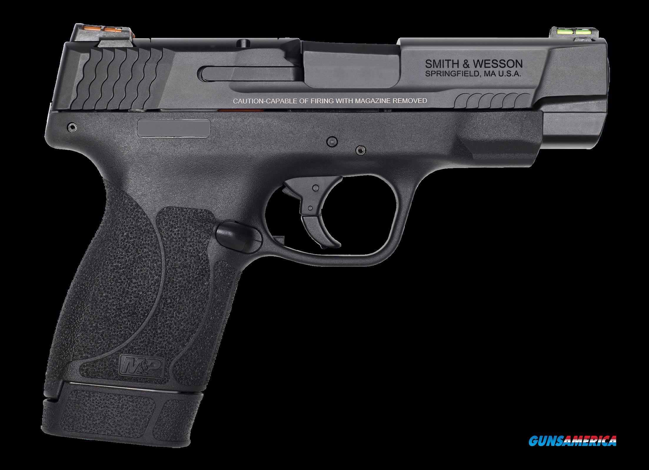 Smith & Wesson Performance Center, S&w M&p45shld  11864 Pfmc 45 2.0 4in Fo(gr-rd)7-6r  Guns > Pistols > 1911 Pistol Copies (non-Colt)